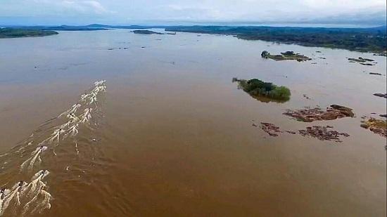 Marabá-Belém de Jet: imagens aéreas mostram esplendor da natureza tocantina