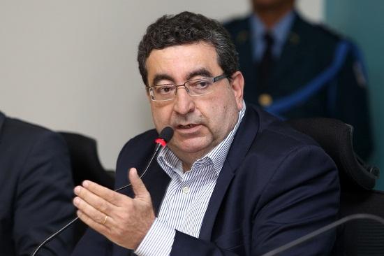 Secretário de estado de Desenvolvimento Econômico, Mineração e Energia (Sedeme), Adnan Demachki, articulador do governo nas negociações dos grandes projetos industriais.