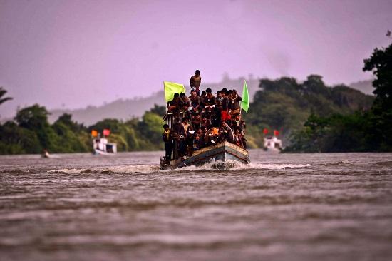 Nações indígenas abrem jogos em São Félix do Xingu