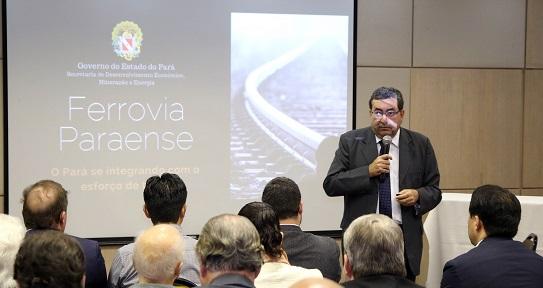 Audiências Públicas definirão licitação pública para a concessão da Ferrovia Paraense