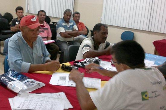 Mais de 90 aquicultores registrados
