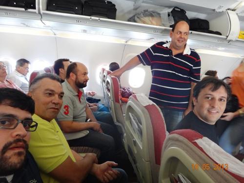 Camaradagem do grupo de jetskistas reforçada no trajeto Belém-Marabá