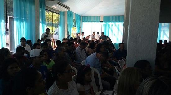 Filiados do PP participam de cursoem Parauapebas.