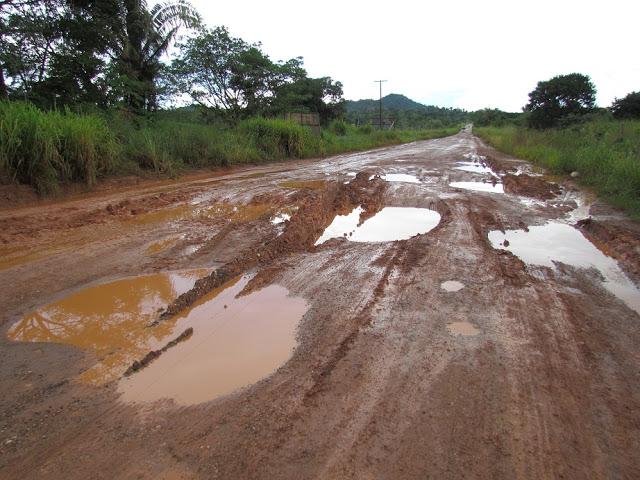 Sidepar e a Mineração Floresta do Araguaia também foram proibidas de transportar mercadorias em veículos de carga com excesso de peso na BR 155, rodovia destruída pelos bitrens das empresas siderúrgicas