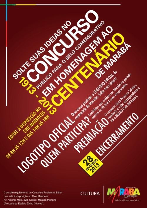 CARTAZ DO CONCURSO LOGOMARCA 100 ANOS - CURVA (1)