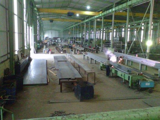 Galpão industrial da Cedisa