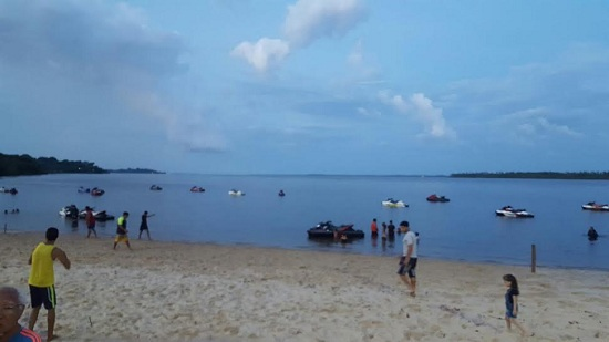 Viagem Marabá-Belém: expedicionários já estão em Cametá