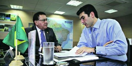 Deputado João Chamon encampa luta pela duplicação da BR-222 até o Distrito Industrial