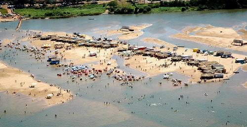 Banhistas em Conceição do Araguaia terão mais apoio policial