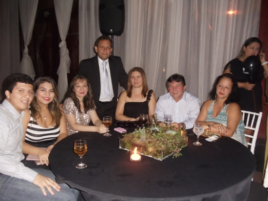 Colaboradores Unimed lotados em Belém, felizes com a premiação