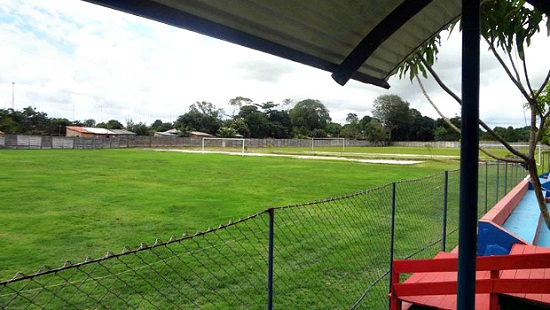 Campos de futebol do Centro de Treinamento: estrutura de gente grande