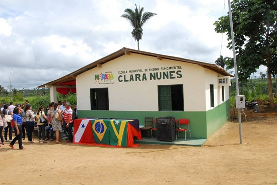 Escola Clara Nunes 3