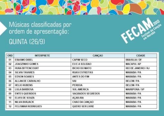 Fecam Fest