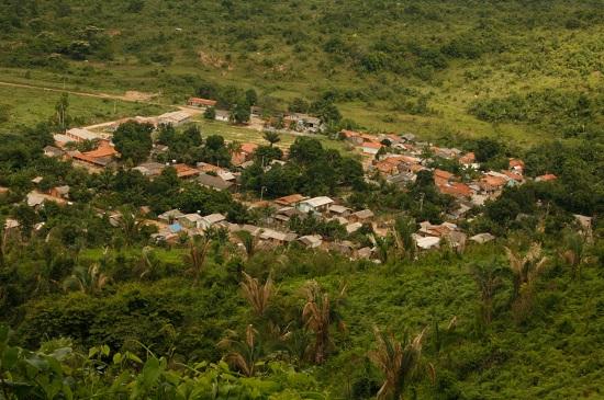 Vila do Garimpo das Pedras (Arquivo pessoal Elza Miranda)