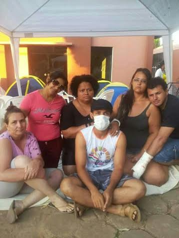 Seis, de nove grevistas,  unidos, contra a radicalização do prefeito  Osvaldo