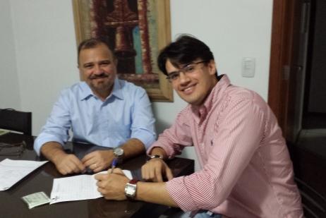 Henrique Nassar  confirma filiação no Pros