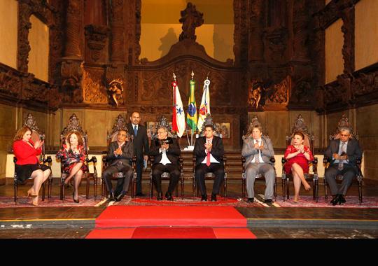 Judiciário ocupou as dependênciad da Igreja Santo Alexandre