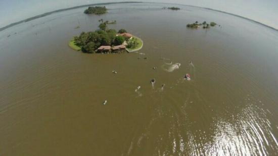 Lago Helicóptero 3