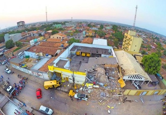 Assalto de R$ 120 milhões no Paraguai lembra roubo em Marabá