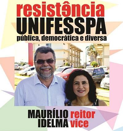 Campanha eleitoral de Maurílio/Idelma enfrenta oposição de acadêmicos da Unifesspa