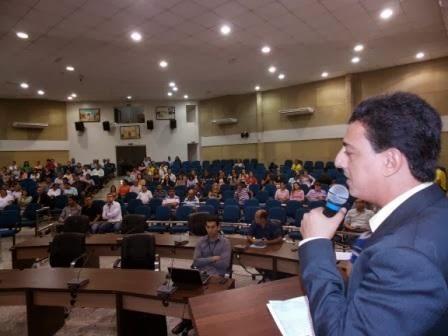 Secretário Ricardo Rosa faz exposição sobre modernização da Segfaz