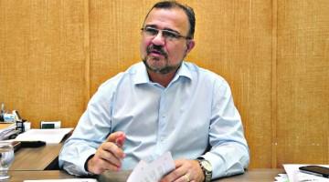 Salame pondera sobre dívidas e diz que deixou mais de R$ 300 milhões de recursos garantidos