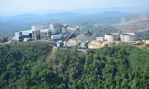 Florestas que restam no município de Marabá sofrem intervenção devastadora do Salobo, projeto da Vale encravado no território marabaense.