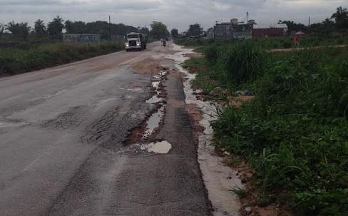 Rodovia Transamazônica corre risco de ser cortada na área urbana de Marabá