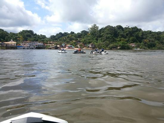 Vila São Joaquim do Ituquara Baião
