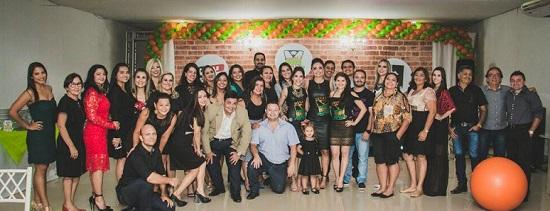 """""""Menos é Mais"""" da Academia Gol de Placa elimina 402 kgs de participantes do desafio"""